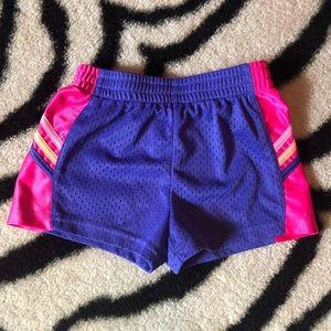 Baby girl Adidas shorts